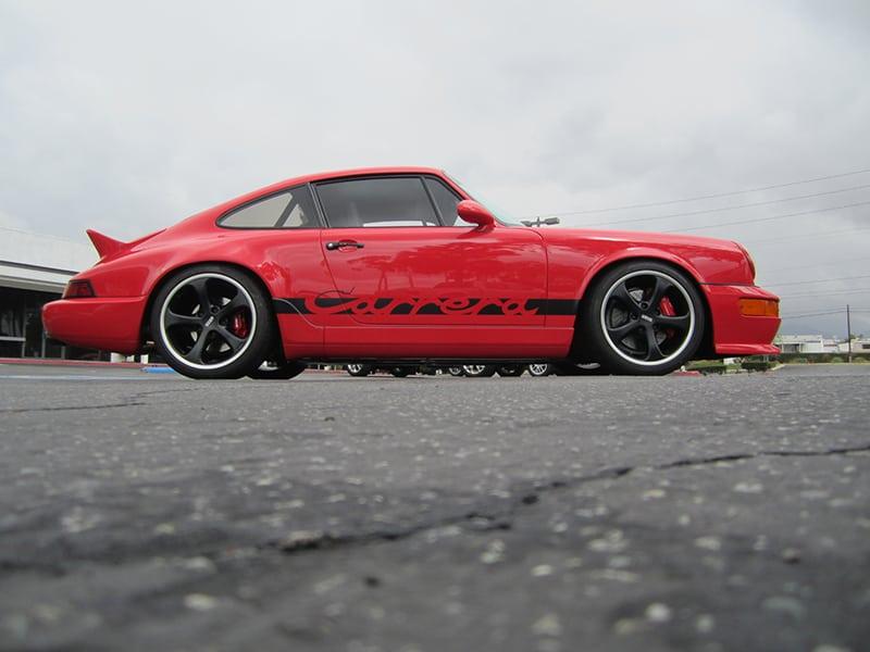 1989 Porsche 964 Carrera Overhaul 911 Design
