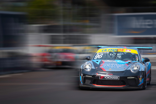 remo ruscitti in the porsche gt3 cup race at the honda indy-img-blog